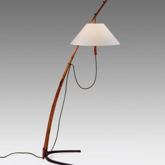 Jonathan Browning and J.T. Kalmar Design Team Dornstab Floor Lamp