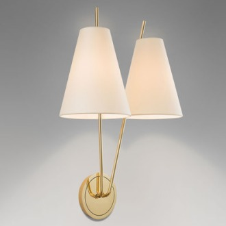 Jonathan Browning and J.T.Kalmar Design Team Zweig Wall Lamp