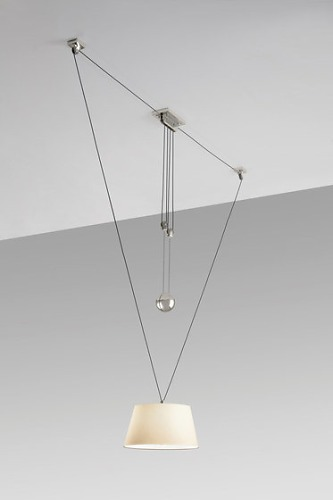 Jonathan Browning and J.T.Kalmar Design Team Zug Lamp