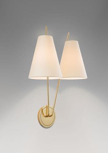 Jonathan Browning and J.T.Kalmar Design Team Zweig Wall Lamp