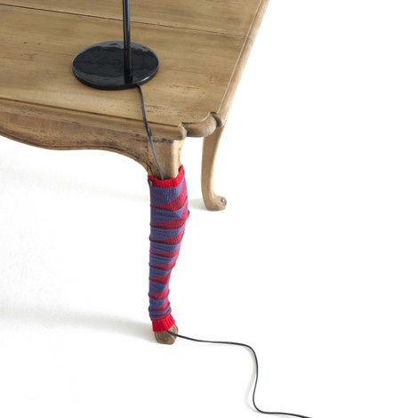 Jonathan Prestwich Cable Sock