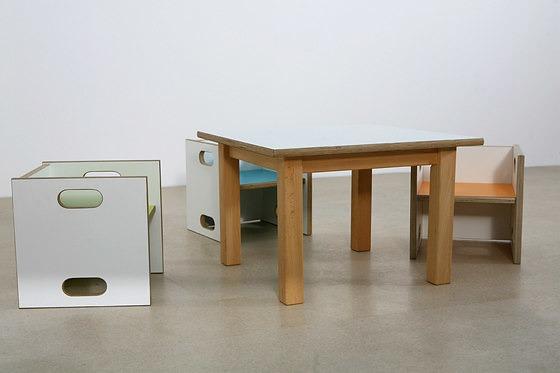 Jörg De Breuyn Debe Decor Convertible Chair