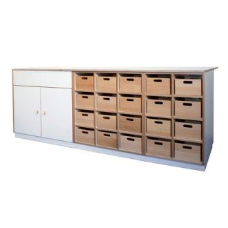 Jörg De Breuyn Debe Decor Storage System
