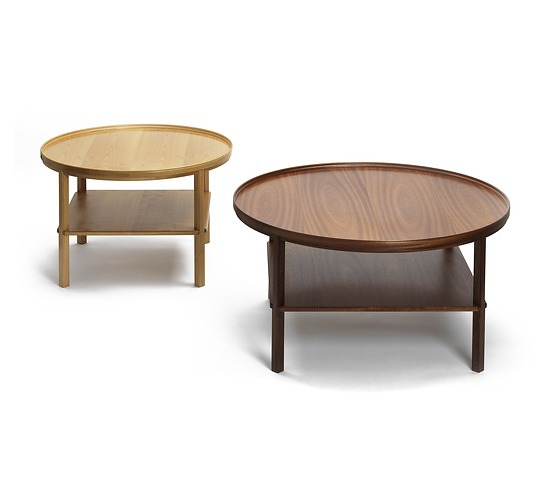 Kaare klint coffee table 6687 for Table 52 petroleum
