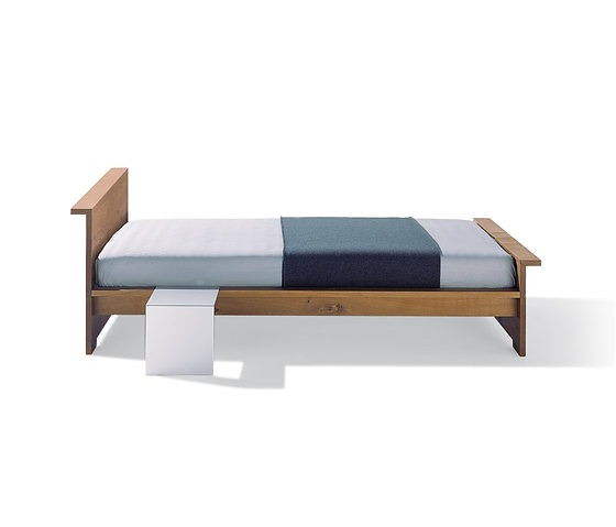 Katja Falkenburger Moonwalker Solid Wood Bed