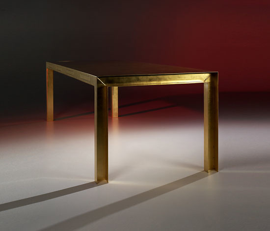 Katrien Van Hulle and Siegfried de Buck Midas Table For Tools