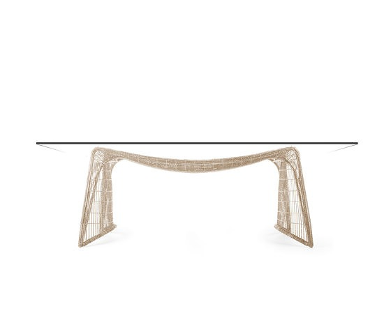 Kenneth Cobonpue Pigalle Dining Table