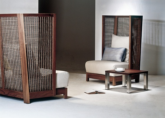 Kenneth Cobonpue Suzy Wong Seating Collection