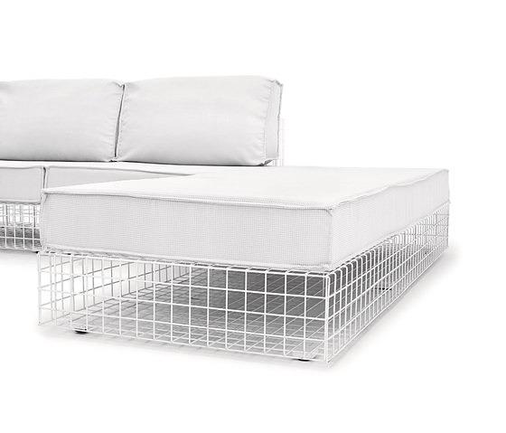 Kensaku Oshiro Grid Seating Collection