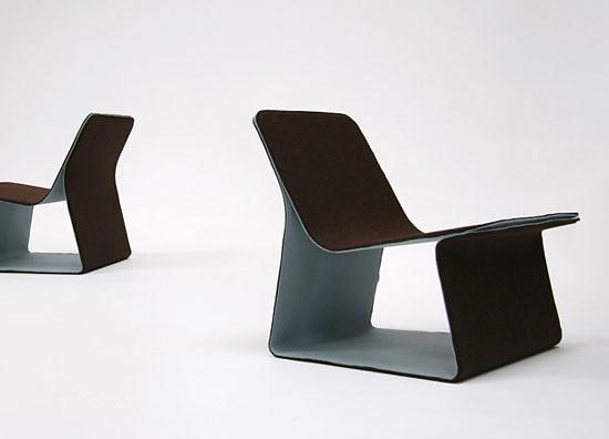 Khodi Feiz Plana Lounge Chair