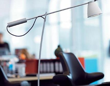 Knud Holscher Azalea Table Lamp