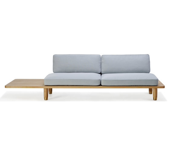 Knudsen Berg Hindenes and Myhr Plank Sofa