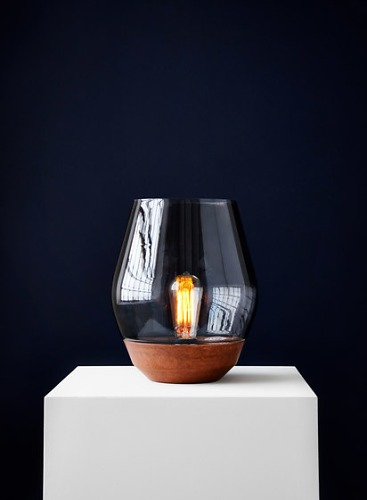 Knut Bendik Humlevik Bowl Table Lamp