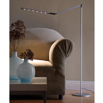Koncept Lighting I-tower High Power LED Floor Lamp