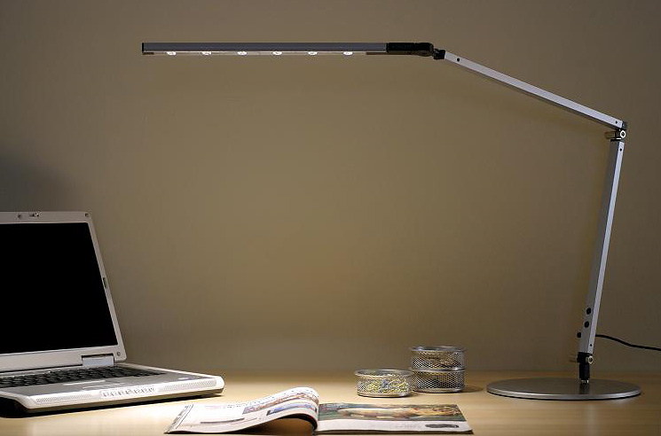 Koncept lighting z bar high power led desk lamp aloadofball Gallery