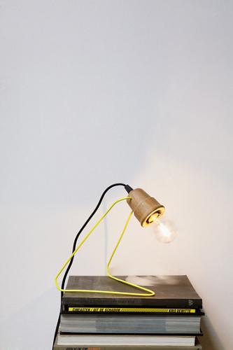 Lara & Jan Wattman Lamp