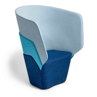 LÄUFER + KEICHEL Layer Easy Chair