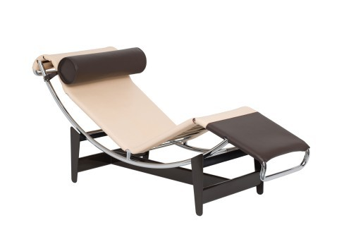 Le corbusier charlotte perriand pierre jeanneret cassina for Chaise longue le corbusier prix