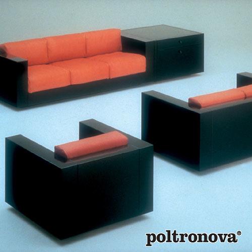 Lella Vignelli and Massimo Vignelli Saratoga Collection