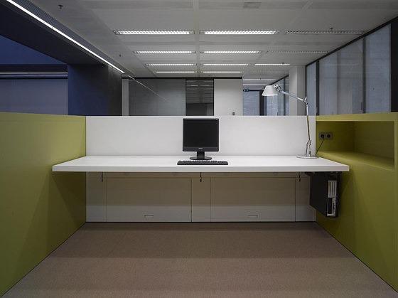 Lensvelt Urban Workbench Desk