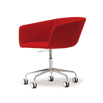 Lievore Altherr Molina Nanda Comfort Chair