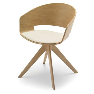 Lievore Altherr Molina New Ronda Armchair
