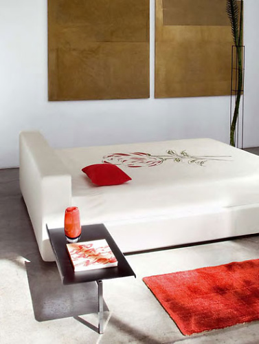 Lino Codato River Bay Bed
