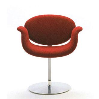 pierre paulin little tulip chair