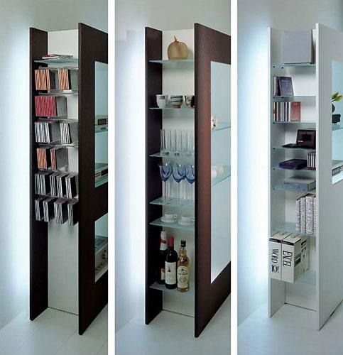 Lodovico Acerbis New Concepts Jolly Shelf