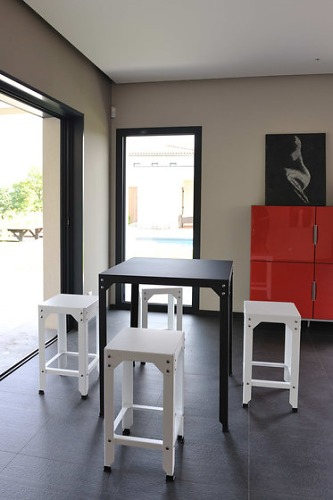 Luc Jozancy Hegoa Seating Collection