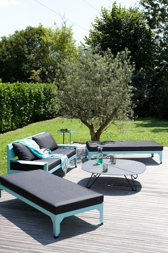 Luc Jozancy Hegoa Seating Collection