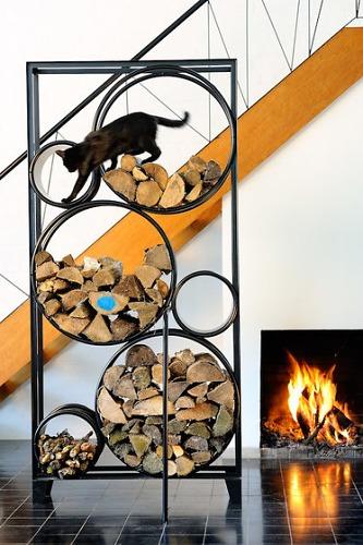 Luc Vincent Bois De Ronde Fireplaces