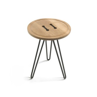 Luca Martorano and Mattia Albicin I Button Stool