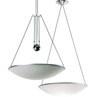 Luciano Balestrini and Paola Longhi Trama Lamp