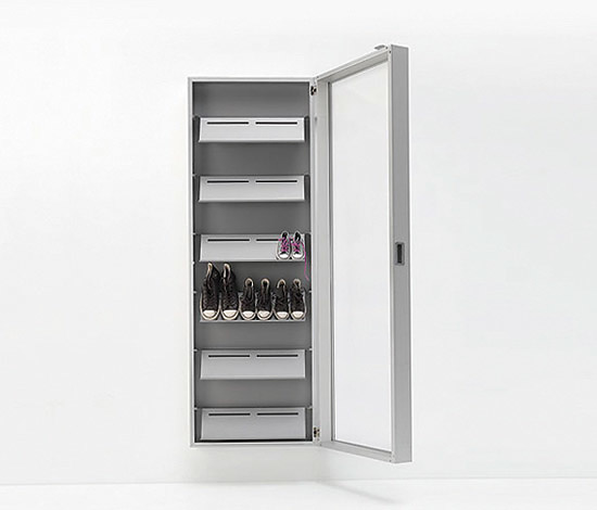 Luciano Bertoncini Box - Mini Box Wall Cabinet