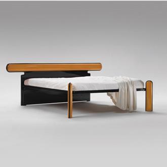 Luigi Caccia Dominioni L15 Bicolore Bed