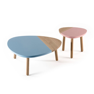 Luis Arrivillaga Cami Occasional Tables