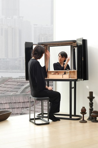 Lyndon Neri and Rossana Hu The Narcissist Dressing Table