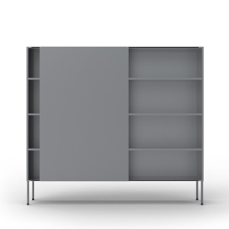 maarten van severen ks95 cupboard. Black Bedroom Furniture Sets. Home Design Ideas
