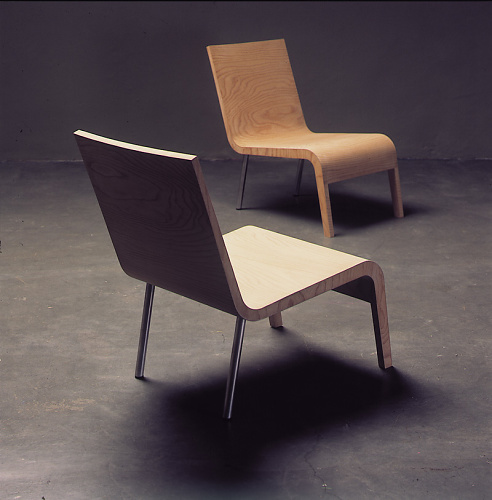 Maarten van Severen LC93 Low Chair