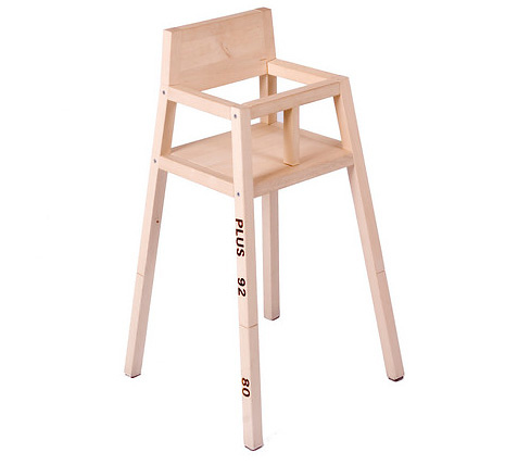 Maartje Steenkamp Highchair