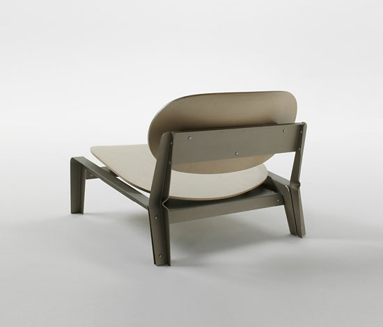 Marc Sadler Club Armchair