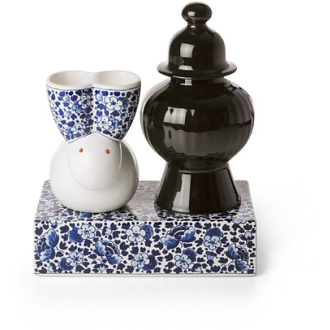 Marcel Wanders Delft Blue Vases