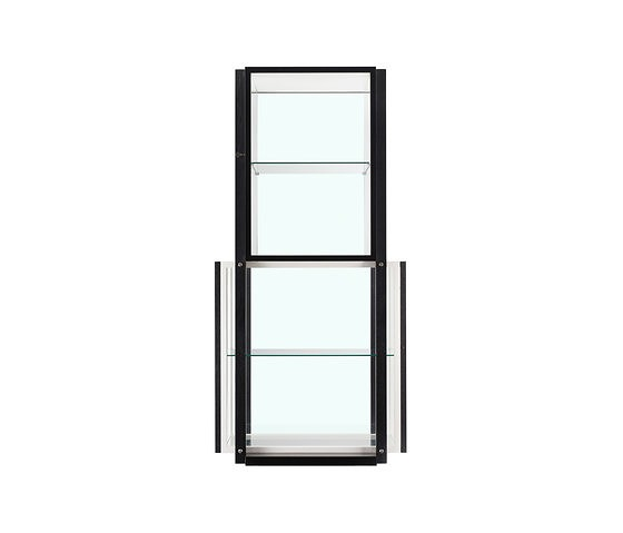 Marcel Breuer S40 Glass Cupboard