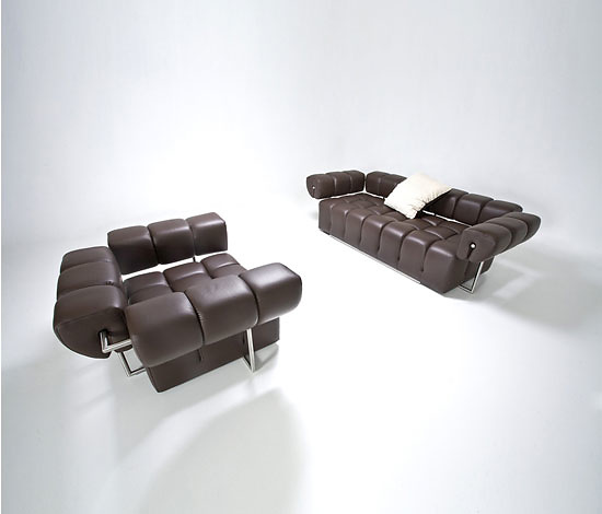 Marek Gawlik Boxx Seating Collection
