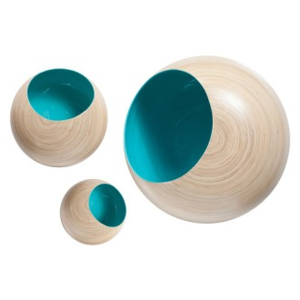Marie Macon and Anne-Laure Lesquoy Nua Bubbles Bowl