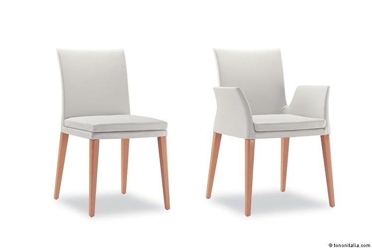 Martin Ballendat Ensemble Wood Chair