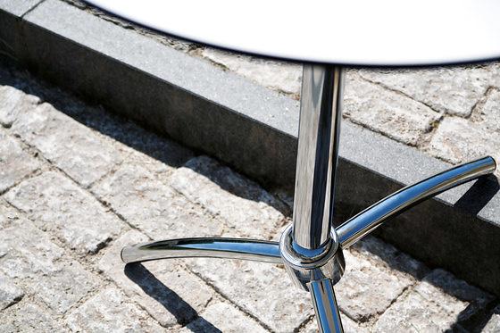 Martin Bühler Stair Bistro Table