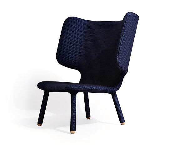 Nørgaard and Kechayas Tembo Lounge Chair