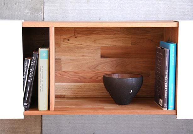 MASHstudios 3x Wall Mounted Shelf